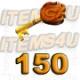 150 Guild Wars Zaishen Schlüssel (Z-Keys)