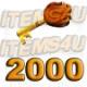 2000 Guild Wars Zaishen Schlüssel (Z-Keys)