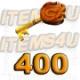400 Guild Wars Zaishen Schlüssel (Z-Keys)