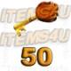50 Guild Wars Zaishen Schlüssel (Z-Keys)