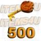 500 Guild Wars Zaishen Schlüssel (Z-Keys)